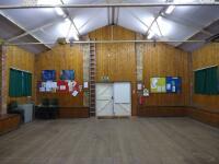 Ham Scout Group HQ interior
